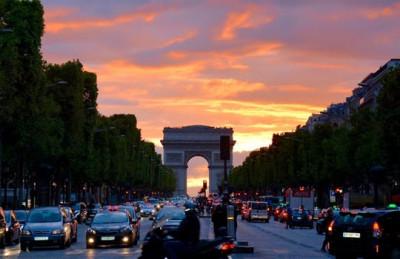 14 days in Paris